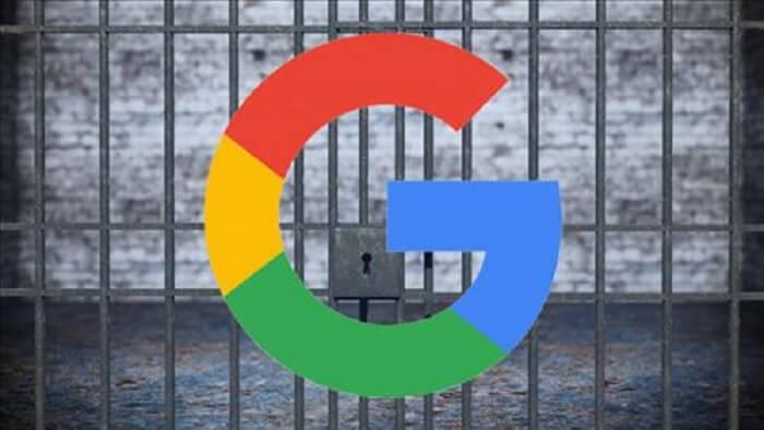 Google có những hàng động của PBN