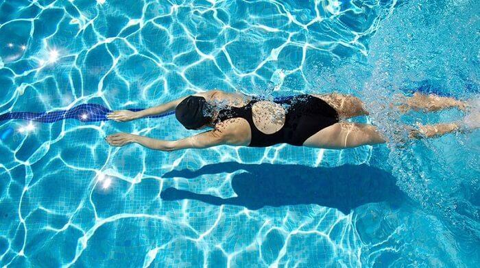 Bơi lội rất tốt cho sức khỏe