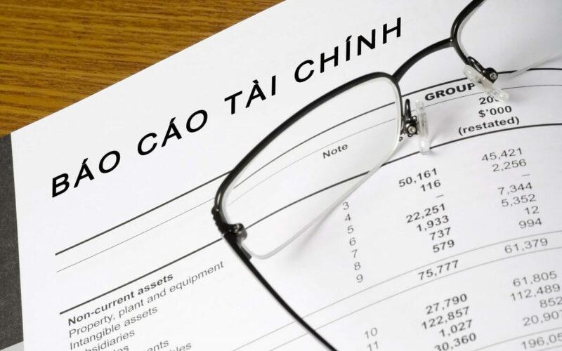 Báo cáo tài chính gồm những gì? Cách lập báo cáo tài chính và những lưu ý