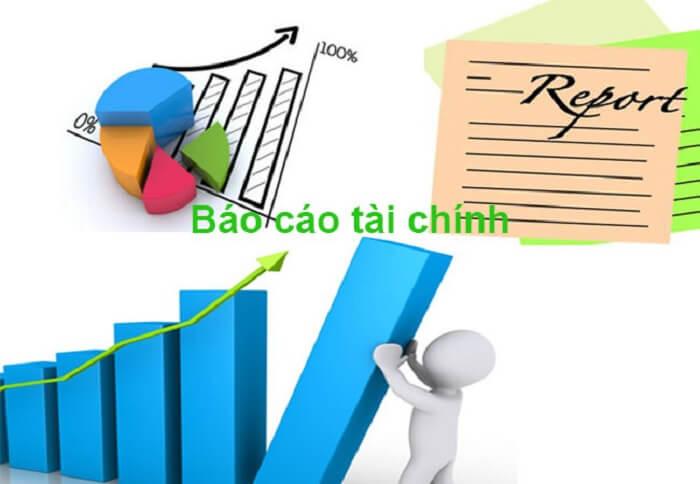 Báo cáo tài chính là báo cáo mà doanh nghiệp cần nộp về cho cơ quan thuế