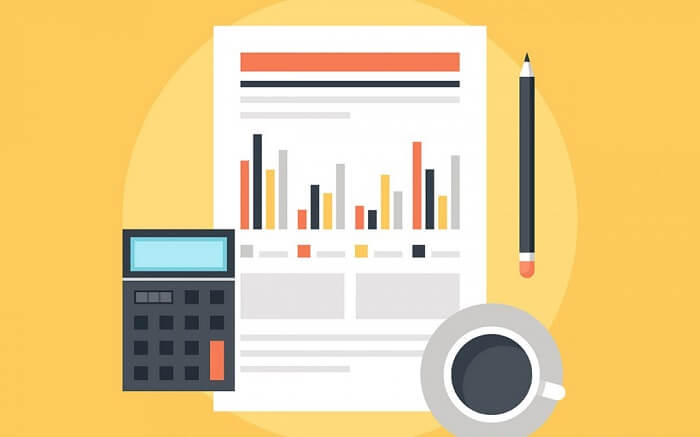 Báo cáo tài chính phải lập theo tuần tự các bước